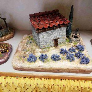 mai 2020 fabrication artisanale à collobrières Var cadeaux souvenirs de Provence jacruscaline artisanat d'art décoration provençale 83