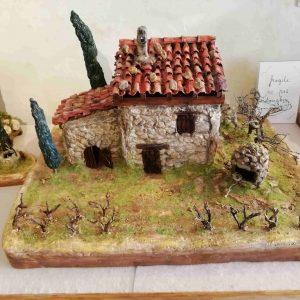 30/05/2020 le petit cabanon du var de jacruscaline à collobrières fabrication artisanale de souvenirs et cadeaux provençaux