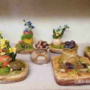 juillet 2020 souvenirs de la fête de la châtaigne de collobrières atelier jacruscaline